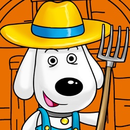 Old MacDonald Had a Farm Song & Lyrics by Bacciz, an educational nursery rhyme app for kindergartners, toddlers, and kids.