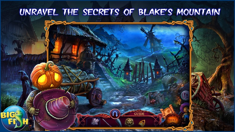 League of Light: Wicked Harvest - A Spooky Hidden Object Game (Full) screenshot-0