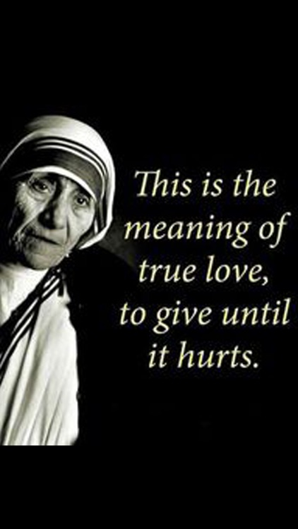 Mother Teresa Quotes   Inspirational Quotes