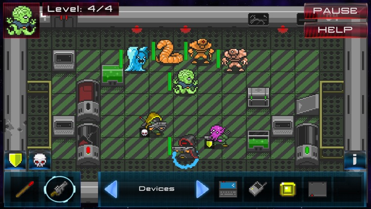 Space Bounties Inc. (strategy turn-based RPG)