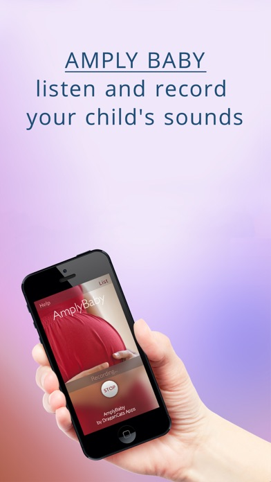 Screenshot for AmplyBaby - Baby hearing in Pakistan App Store