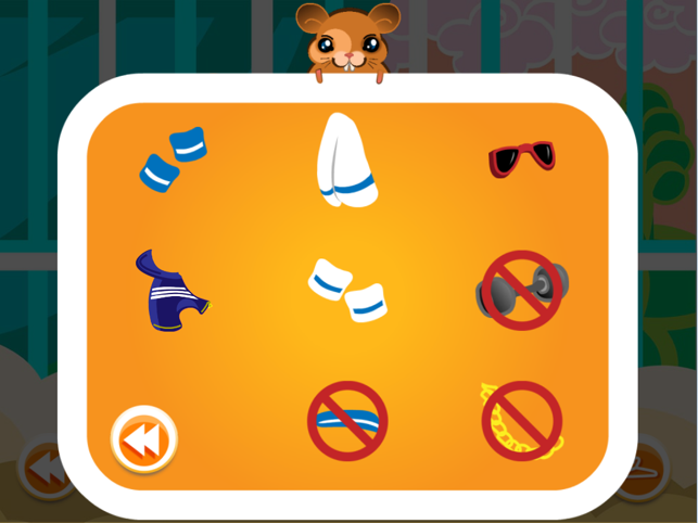 Best Mr Hamster, game for IOS