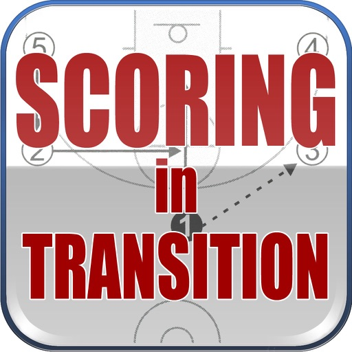 Scoring In Transition: Offense Playbook - with Coach Lason Perkins - Full Court Basketball Training Instruction icon