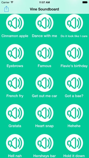Soundboard for Vine Free - The Best Sounds of Vine on the