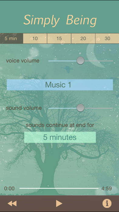 Simply Being - Guided Meditation for Relaxation and