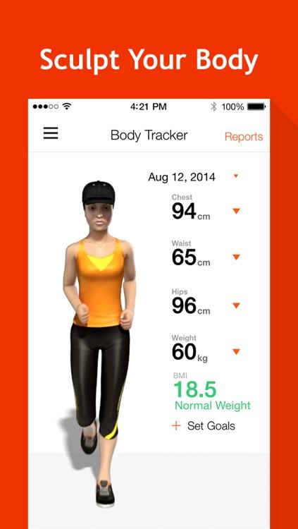 Moves Tracker: Running, Cycling, Walking, Jogging screenshot-4
