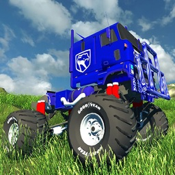 New Monster Truck 3D