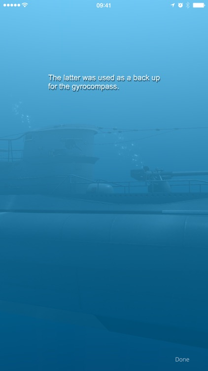 WOTA: U-Boat Compass screenshot-1