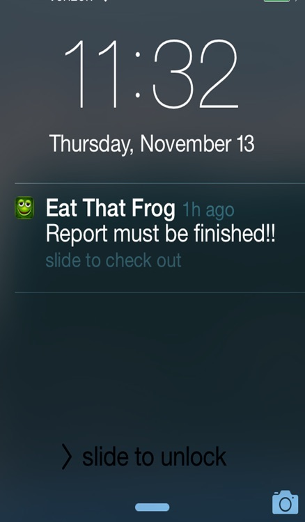 Brian Tracy's, Eat That Frog!  Daily Goals, Motivation, Productivity, Effectiveness & Focus! screenshot-0