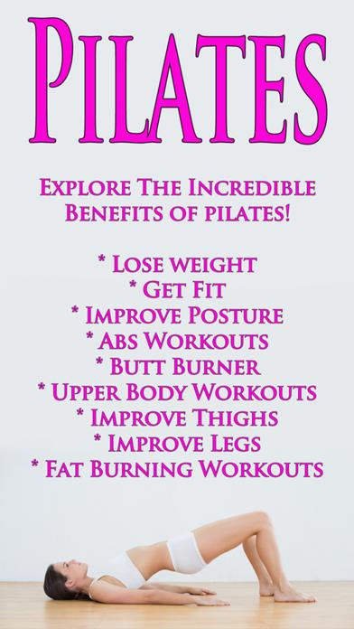 Pilates!のおすすめ画像1