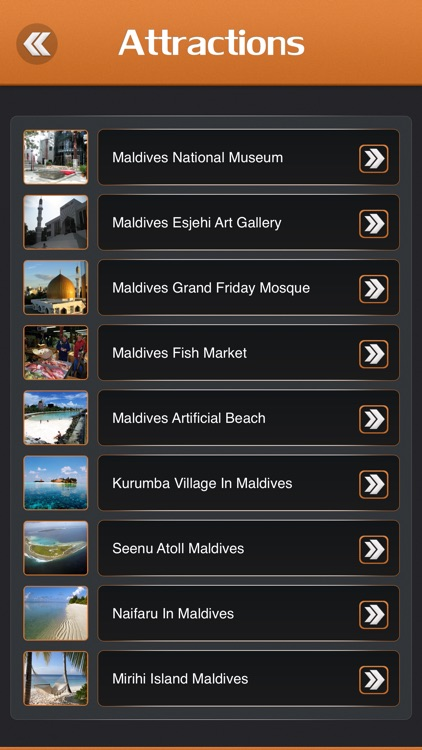 Maldives Tourism Guide