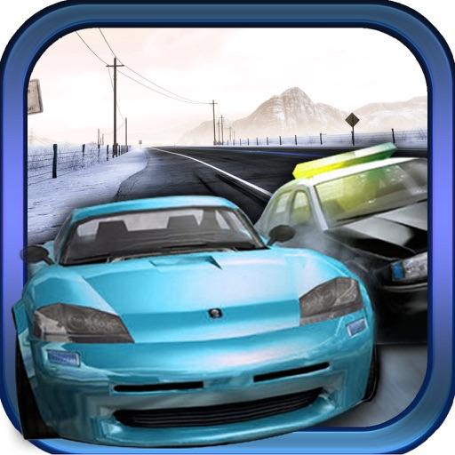 HD Race-Car Jet Blaster: A Free Highway Traffic Arcade Game iOS App