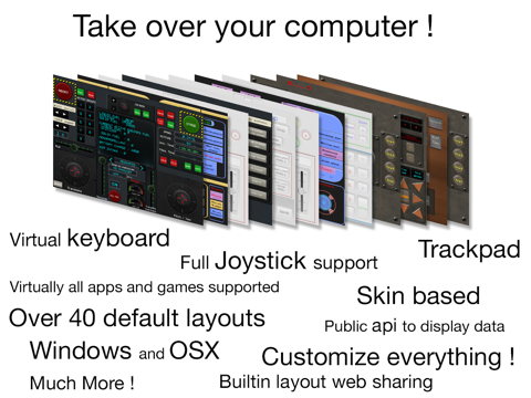 Custom Control Padのおすすめ画像1