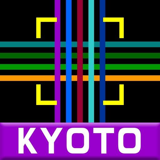 京都路線マップ