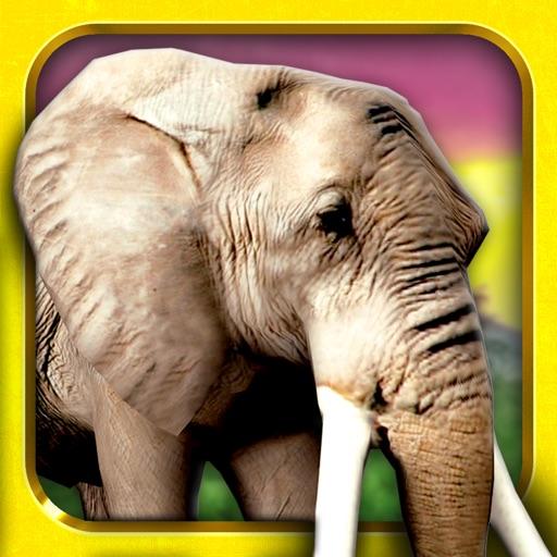 Сафари бежать бесплатно - Дикое Животное Бег Выживание Игры для детей
