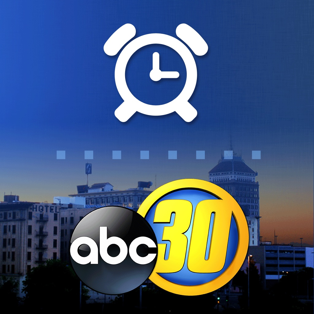 ABC30 Fresno Alarm Clock icon