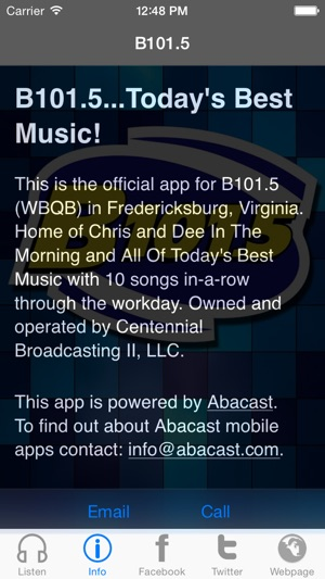 B101 5   Today's Best Music! on the App Store