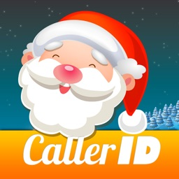 Santa Caller ID - Hear the name of every caller