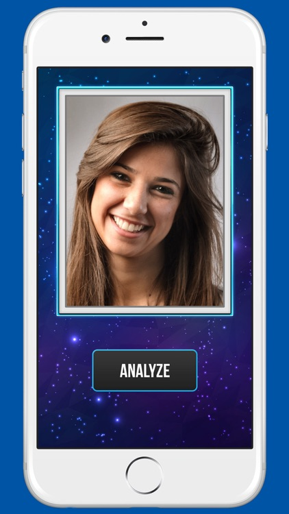 Personality Detector Test - Top Emotion Face Scanner