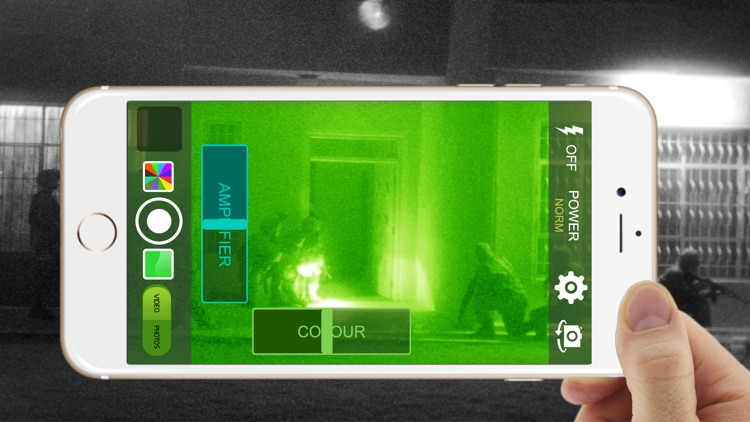 Night Vision slow shutter HD Camera & Video Free