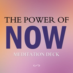 The Power of Now Meditation Deck