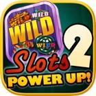 FreeSlots Power Up Casino -  Free Slots Games & New Bonus Slot Machines for Fun icon