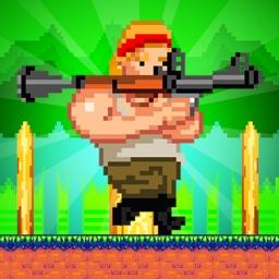 8-bit Action hero