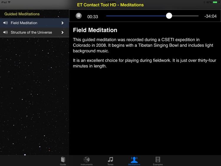 ET Contact Tool HD screenshot-3