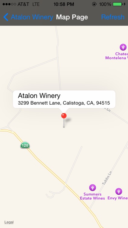 Napa Valley Winery Finder screenshot-4