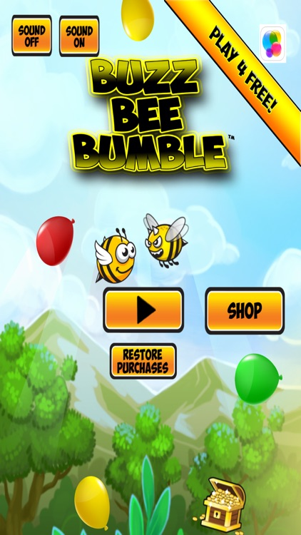 Buzz Bee Bumble - Feed the Bees by Gary Wagner