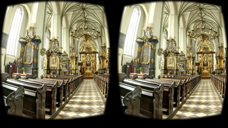 Stereoscopic 3D 360 Photo Player - VR Gallery