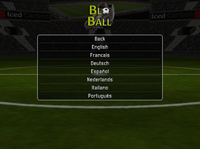 Blo-Ball Soccer Lite, game for IOS
