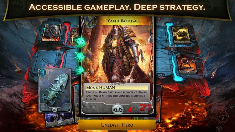 Order & Chaos Duels - Trading Card Game screenshot-2