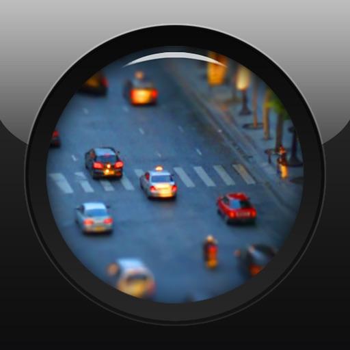 Miniatures Pro: Tilt-Shift Time-Lapse Videos