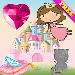 Princess Puzzles for Toddlers and Little Girls - Educational Puzzle Games FREE
