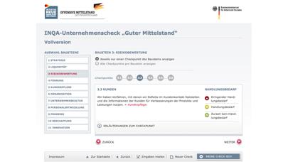点击获取INQA-Unternehmenscheck