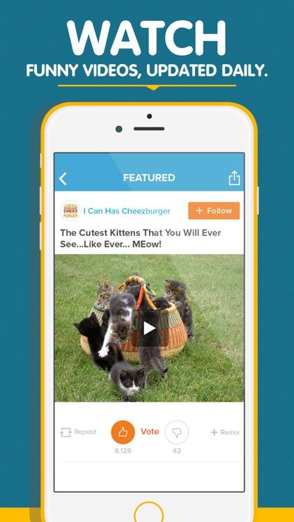 Cheezburger - Funny Memes, Videos, Pics and GIFs screenshot-4