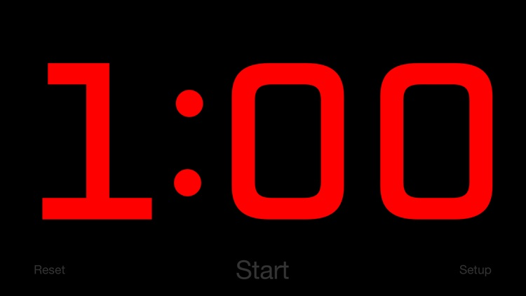 Countdown: The Big Timer & Clock screenshot-0