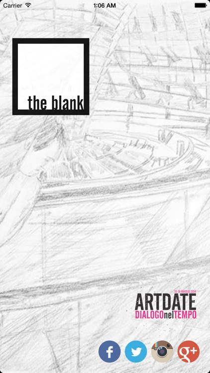 The Blank Contemporary Art