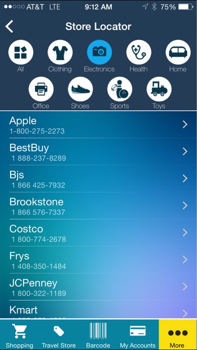 Shoppers App - Barcode reader, compare multiple online offers Screenshot