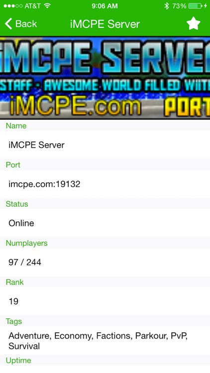 Mod Servers for Minecraft - Modded Servers for Pocket Edition PE