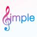 166.简单的音乐 - 全新键盘以超赞的钢琴,吉他,键盘的声音和MIDI