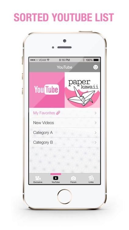 Paper Kawaii Official App screenshot-4