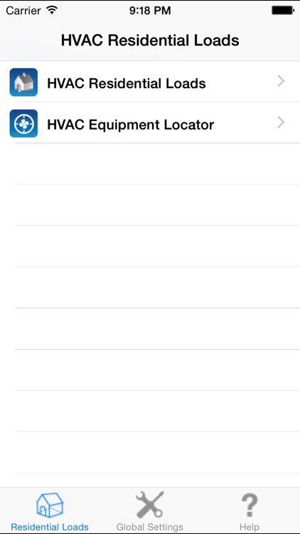 HVAC Residential Load Calcs