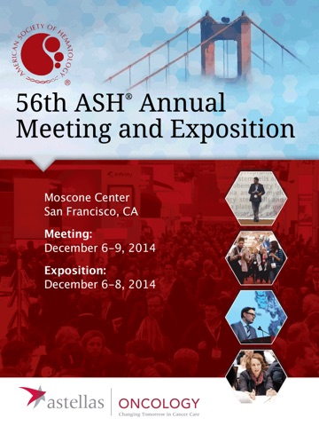 2014 ASH Annual Meeting & Expo-ipad-1