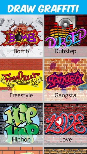 How To Draw Graffiti On The App Store