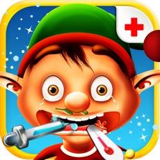 Activities of Elf Flu Doctor - Help yourself and the frozen Christmas Elves