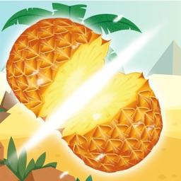Fruit Dessert Slashing - crash tricks land