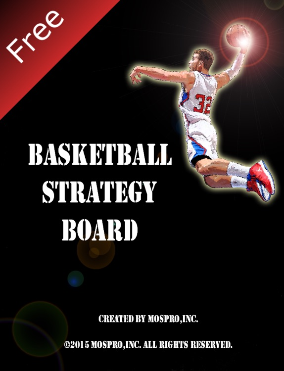 Basketball strategy board free version
