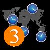 WorldTimez Desktop 3 - Tomoyuki Okawa